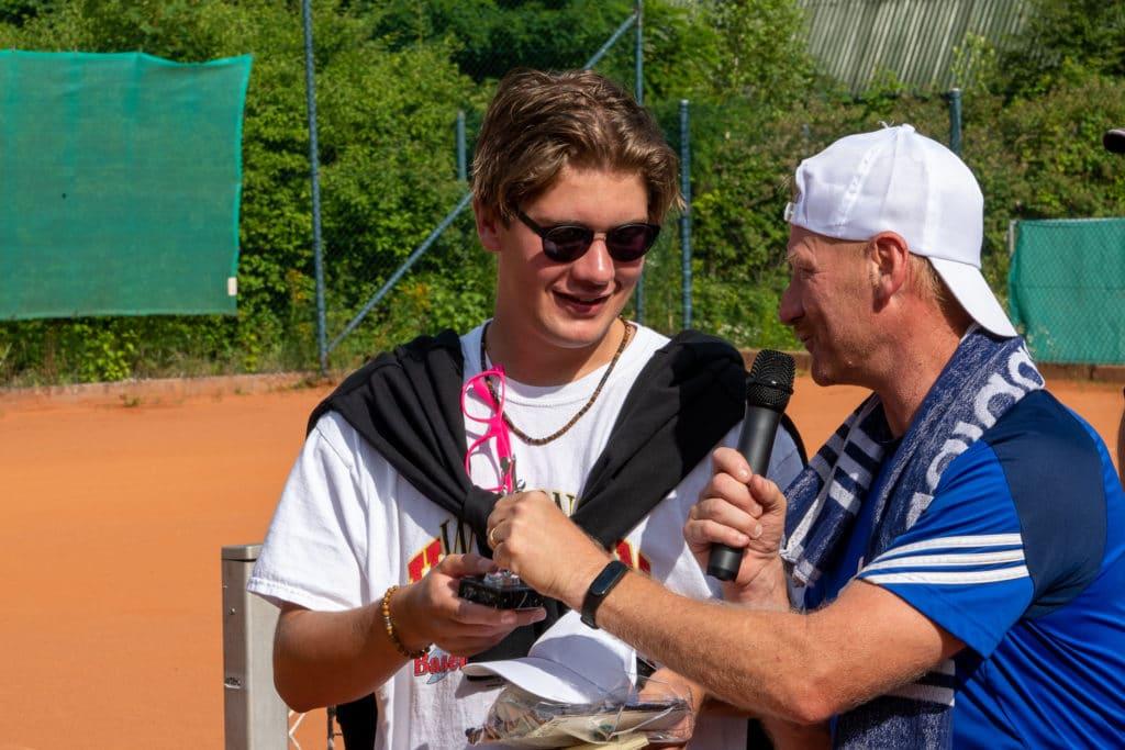 Stadtmeisterschaft TC Friedrichsthal 2021